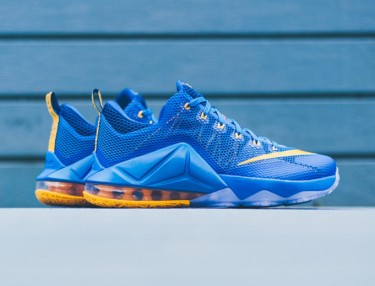 Nike LeBron 12 Low 'Entourage'