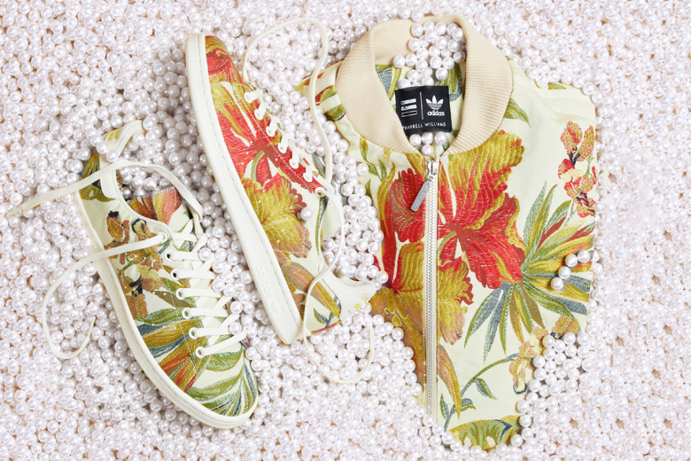 Pharrell x Adidas Originals Spring/Summer 2015 Jacquard Pack