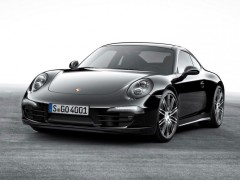 "Porsche To Release ""Black"" Editions Of 911 Carrera & Boxster"
