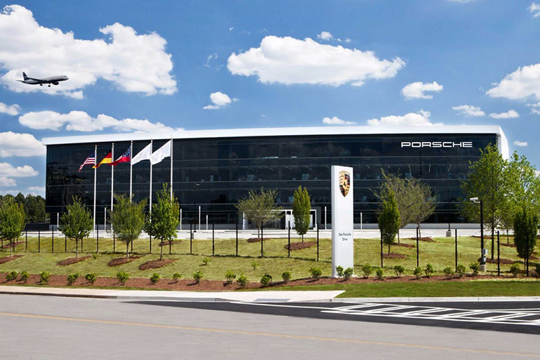 Inside Porsche's $100 Million Atlanta HQ