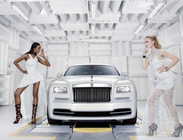 Rolls-Royce Wraith 'Inspired By Fashion'