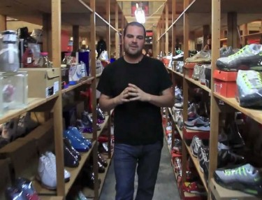 Jordy Discusses His Sneaker History & Shoezeum