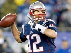 "NFL Suspends Tom Brady, Fines Pats In ""DeflateGate"" Scandal"