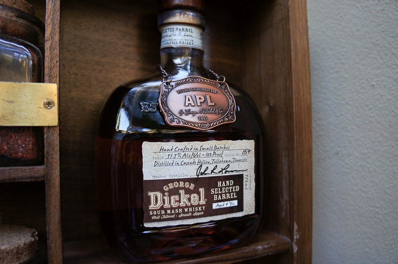 George Dickel Tasting With Chef Adam Perry Lang (Recap)