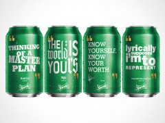 "Sprite Launches ""Obey Your Verse"" Campaign"