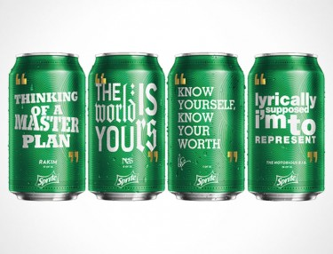 Sprite Launches 'Obey Your Verse' Campaign