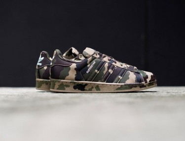 Adidas Originals Superstar Graphic Pack - Camo