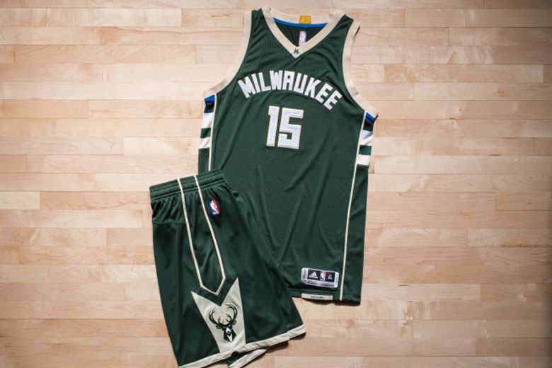 Milwaukee Bucks Unveil New Team Uniforms