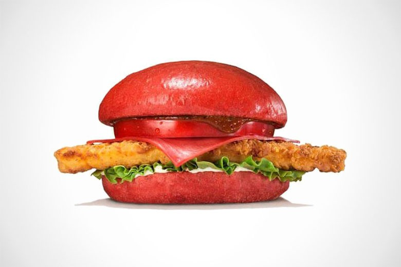 Burger King Japan Releases Aka 'Red' Burgers
