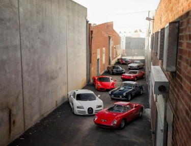 Pinnacle Portfolio car collection
