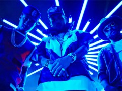 Chris Brown & Tyga ft. ScHoolboy Q – Bitches N Marijuana (Video)