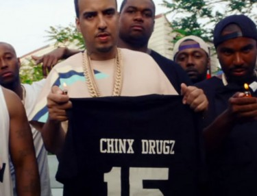 French Montana ft. Chinx & N.O.R.E. - Off The Rip (Video)