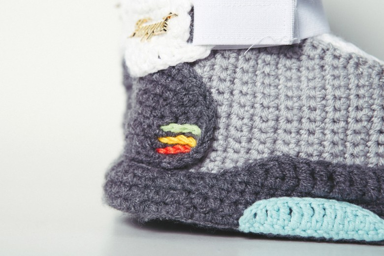 Crochet Yeezy : ... Offers Knit Versions Of Nike Air MAG, Yeezy 2 BallerStatus.com