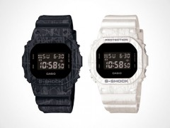 G-Shock Summer 2015 Slash Pattern & Tricolor Series