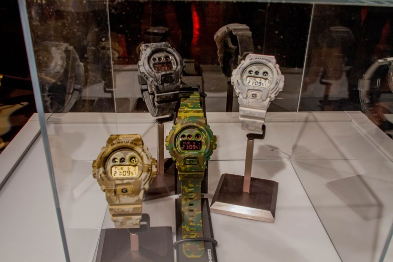 G-Shock Camo Ball NYC (Recap)