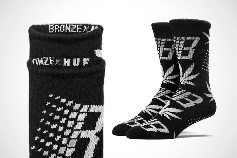 HUF x Bronze 56k Summer 2015 Collaboration