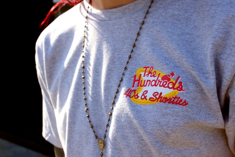 The Hundreds x 40s & Shorties 2015 Fairfax Capsule