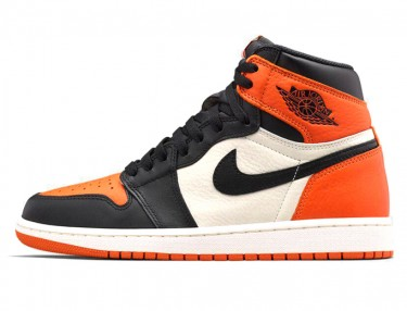 Air Jordan 1 Retro High - Shattered Backboard