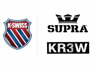 K-Swiss Acquires Skate Brands, KR3W & Supra Footwear
