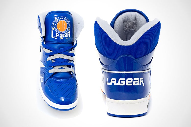L.A. Gear Re-Releases The Star Shooter