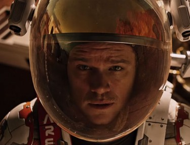 The Martian (Official Trailer) Matt Damon