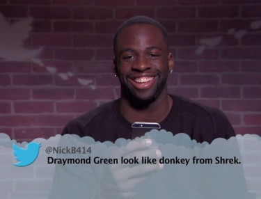 Jimmy Kimmel's Mean Tweets (NBA Edition #3)
