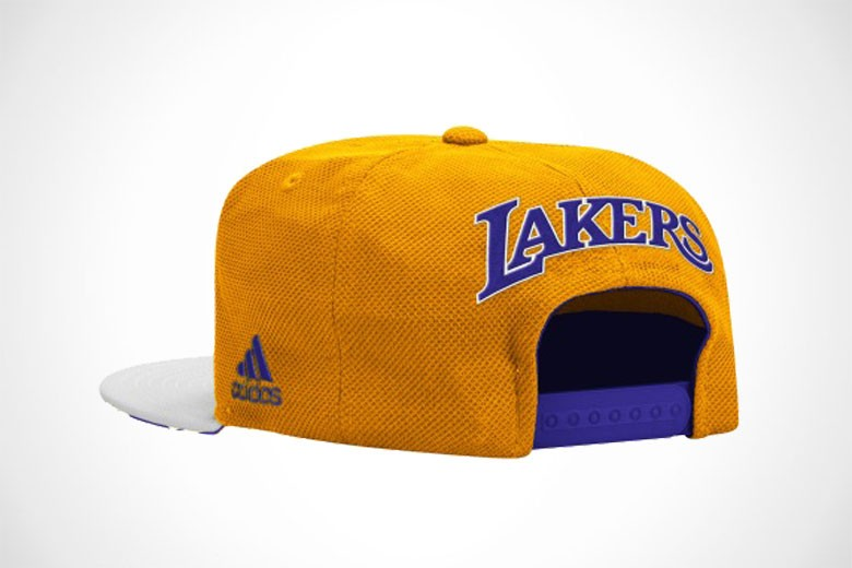 2015 NBA Draft Cap Collection By Adidas