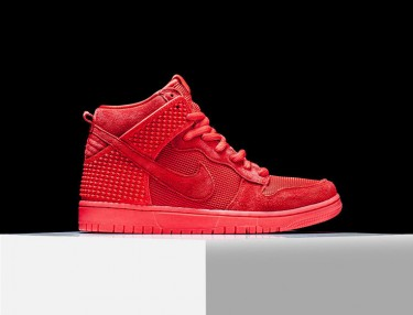 Nike Dunk High - Red October