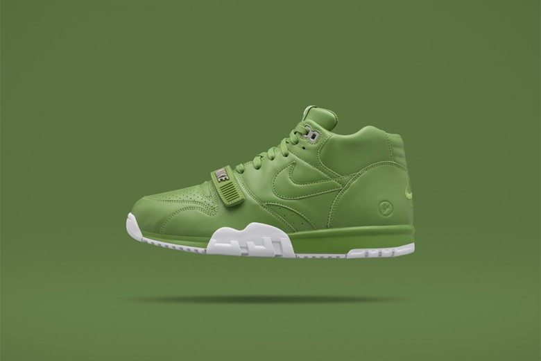 Fragment x NikeLab Air Trainer 1 Mid For Wimbledon 2015