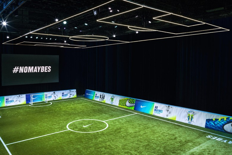 Nike Soccer Launches #NoMaybes Experience In Vancouver