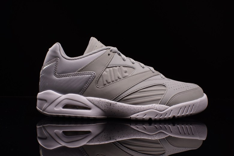 Nike Air Tech Challenge 4 Low - Wolf Grey