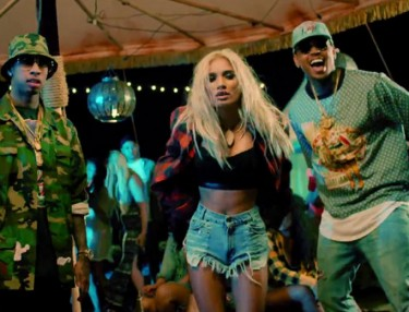 Pia Mia ft. Chris Brown & Tyga - Do It Again (Video)
