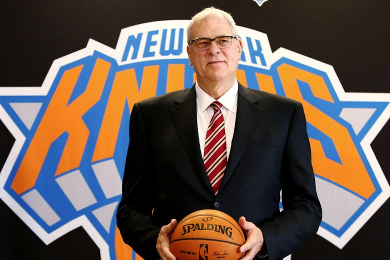coaching phil jackson Salt lake city — legendary nba player and coach phil jackson has more nba championship rings than anyone else, ever thirteen to be exact and as the former coach for both the chicago bulls and.