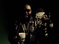 Rick Ross ft. Future – Neighborhood Drug Dealer (Remix) (Video)