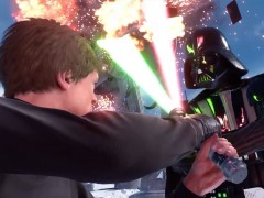 Star Wars Battlefront: Multiplayer Gameplay (E3 Trailer)