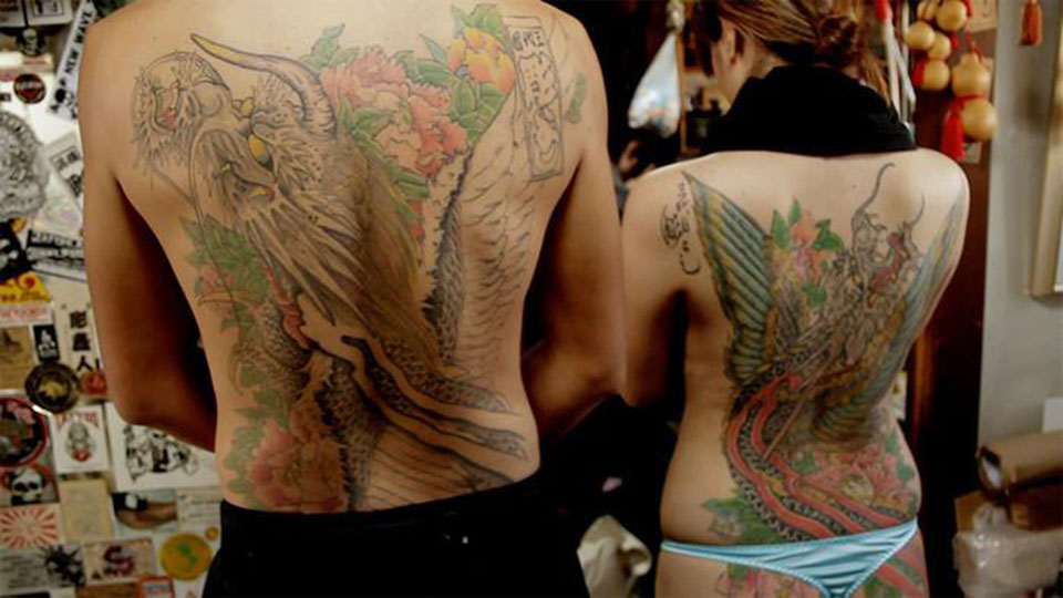 VICE Explores Sacred Art Of The Japanese Tattoo