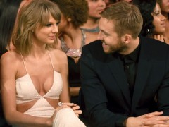 Taylor Swift & Calvin Harris Top Forbes' Highest-Paid Couples List
