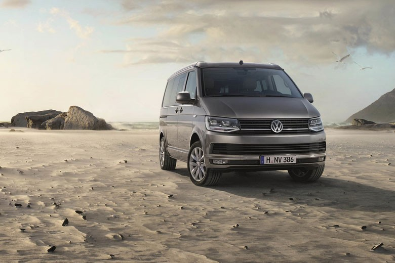 Volkswagen Introduces The California Camper