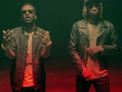Juicy J ft. Wiz Khalifa & R. City – For Everybody (Video)