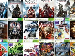 Xbox One Getting Compatible For Xbox 360 Games