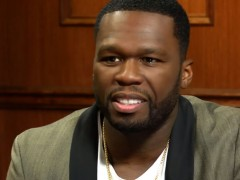 50 Cent Inks Two-Year Deal With Starz