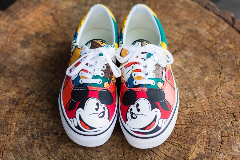Closer Look At Vans x Disney The Young At Heart Collection