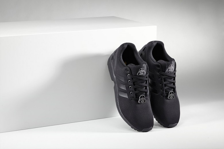 The Adidas ZX Flux Racer FAKE BLACK