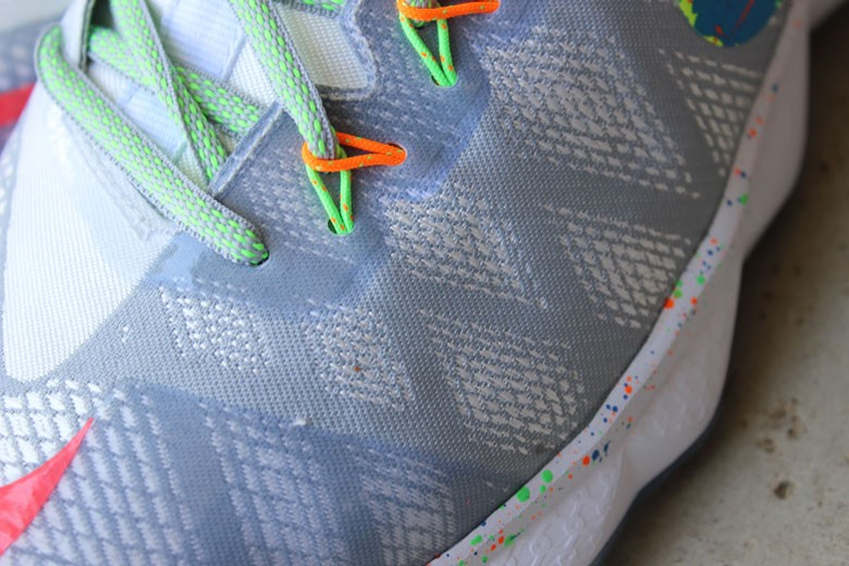 Nike CJ3 Flyweave Trainer - Paintball