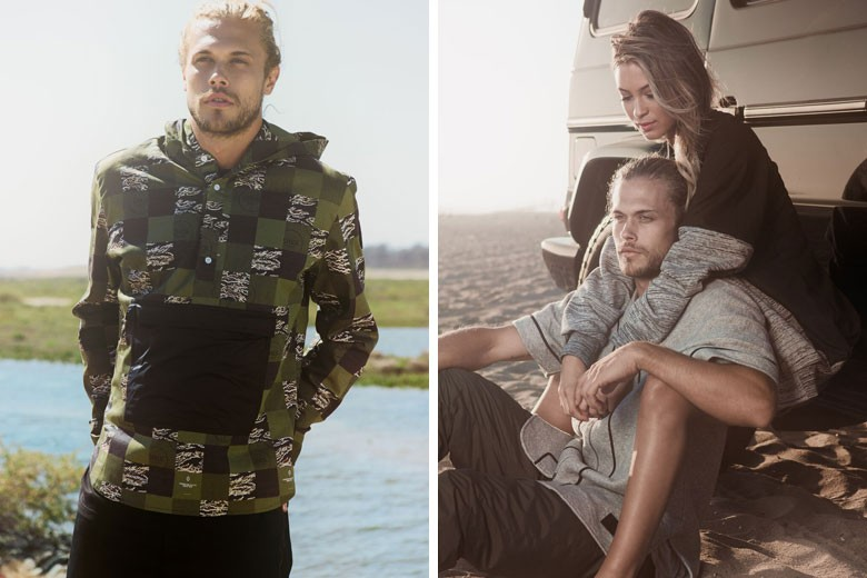 Crooks & Castles Fall 2015 'Luxplorer' Collection