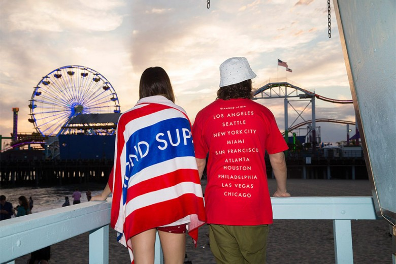 Diamond Supply Co. Summer 2015 '4th Of July' Pack