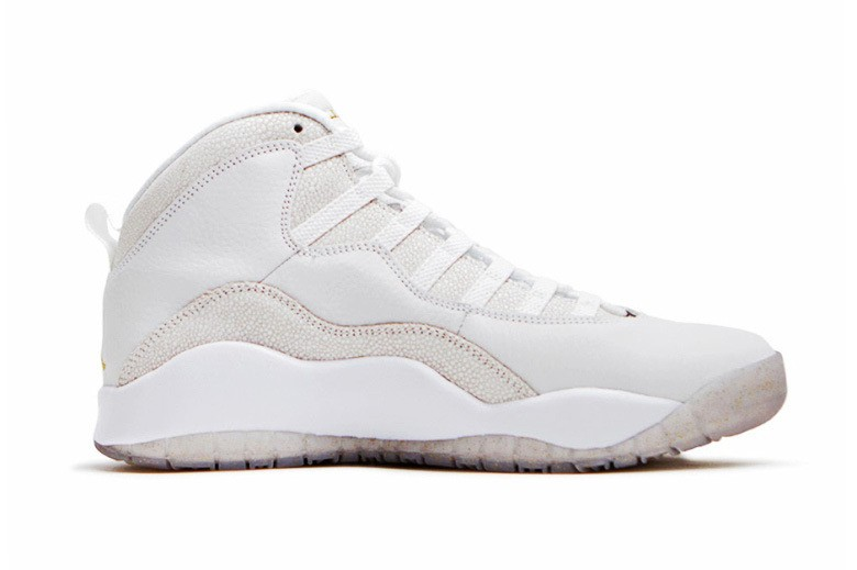 Drake x Air Jordan 10 Retro - OVO
