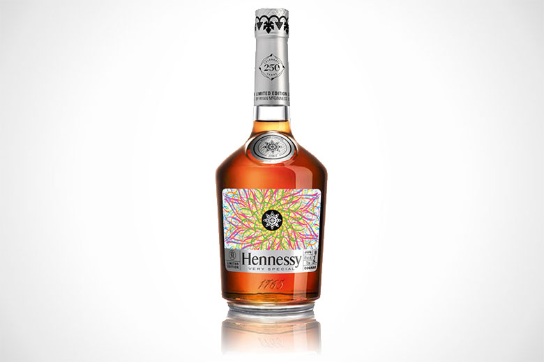 Hennessy V.S. Limited Edition By Ryan McGinness