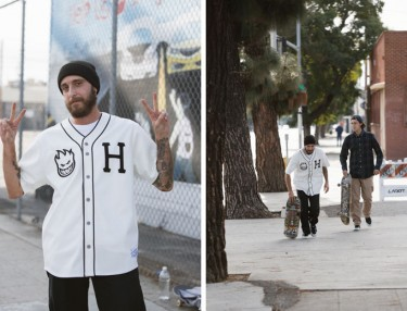 HUF x Spitfire Wheels Fall 2015 Collection