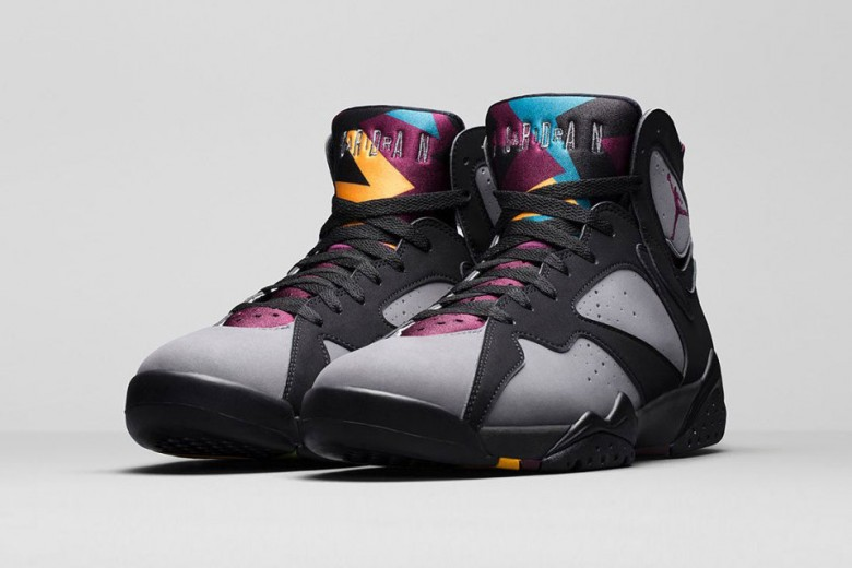 Air Jordan 7 Retro - Bordeaux